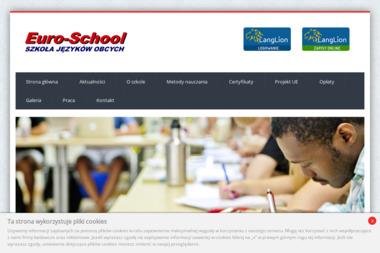 Euro-School Szkoła Języków Obcych sp. z.o.o - Kurs włoskiego Mińsk Mazowiecki
