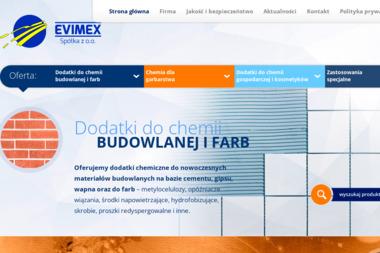 Evimex Sp. z o.o. - Sprzedaż Materiałów Budowlanych Dąbrowa