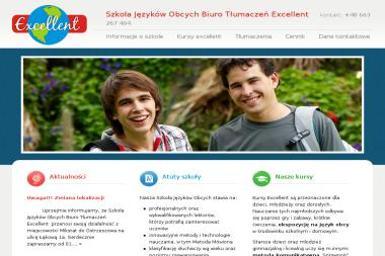 Szkoła Języków Obcych Biuro Tłumaczeń Excellent Malwina Kraśnicka - Nauczyciele angielskiego Ostrzeszów