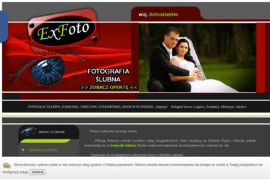 ExFoto Fotografia Ślubna - Sesje zdjęciowe Jawor