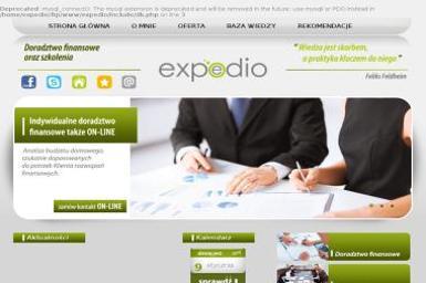 Expedio. Pośrednictwo, doradztwo, edukacja finansowa - Szkolenia Dzierżoniów