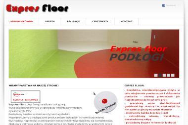 F.H.U. Expres Floor - Wykładziny Piła