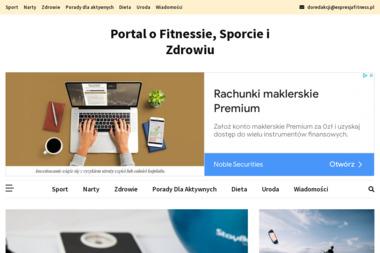 Centrum Fitness i Poprawy Kondycji Fizycznej Expresja - Trener personalny Skierniewice