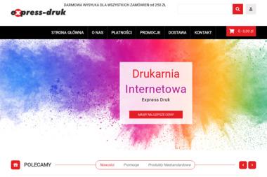 Express Druk - Ulotki Starogard Gdański