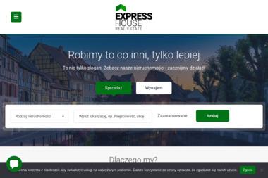 Express House sp.j. Sprzedaż nieruchomości, wynajem nieruchomości - Agencja Nieruchomości Lublin