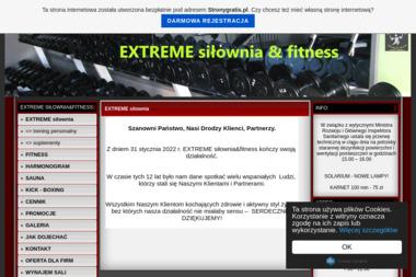 Extreme Siłownia & Fitness - Trener Indywidualny Rzeszów