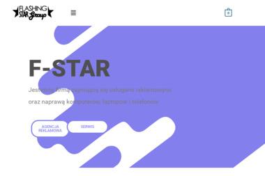 Agencja Reklamowa Flashing Star - Drukarnia Pisz