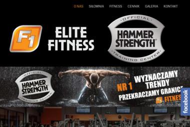 F1 Elite Fitness - Trener Personalny Opole