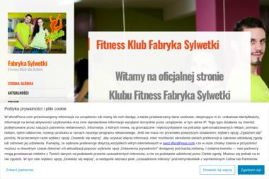 Fabryka Sylwetki. Fitness dla kobiet, aerobik, zumba, FAT burning. - Trener Personalny Ostrołęka