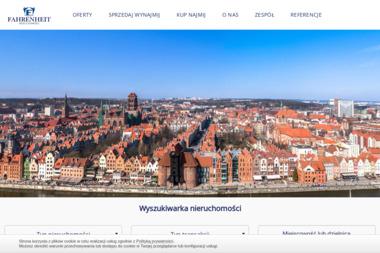 Fahrenheit Nieruchomości S.C. - Agencja nieruchomości Gdańsk