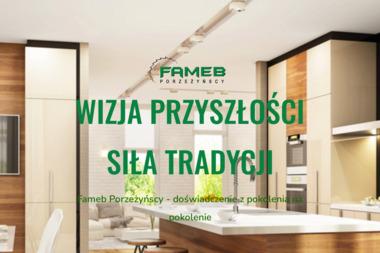 Fameb Porzeżyńscy Meble Kuchenne - Meble Na Wymiar Radziechowice Drugie
