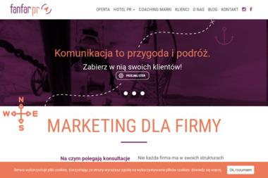 Fanfar Pr Magdalena Fularska Pacholczak - Pozyskiwanie Klientów Radom