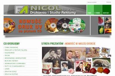 Nicol Sp.z o.o. - Agencja reklamowa Bydgoszcz