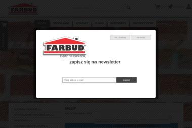 FARBUD Sp. z o.o. - Sprzedaż Materiałów Budowlanych Zamość