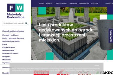 Farby Lakiery Piotr Warowny - Sklep Budowlany Ryki
