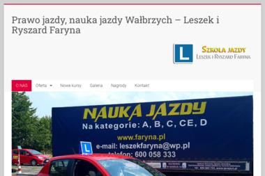 OSK Faryna - Nauka Jazdy Wałbrzych