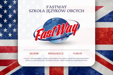 Szkoła Języków Obcych Fast Way. Szkoła języków obcych, szkoły językowe - Nauka i edukacja Bydgoszcz