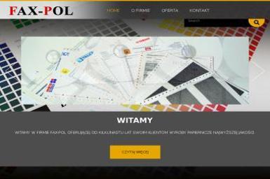 Fax Pol PPH - Agencja reklamowa Bydgoszcz