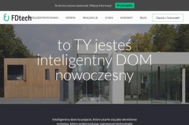 Fdtech Inteligentne Budynki - Inteligentny dom Wrocław