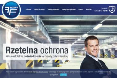 Feniks M Kucharek M Gierat Spółka Jawna - Agencja ochrony Kraków