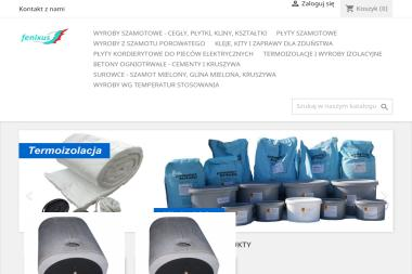 Fenixus S.C. - Materiały Budowlane Ostrowiec Świętokrzyski