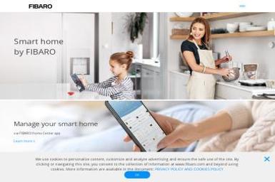 Fibaro Inteligentny dom - Inteligentny dom Mierzyn