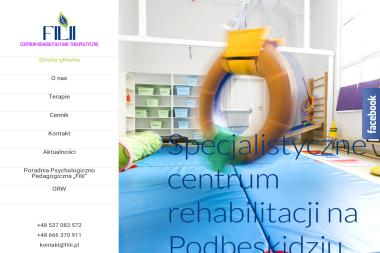 Filii Centrum Rehabilitacyjno-Terapeutyczne Sp. z o.o. - Rehabilitant Bielsko-Biała