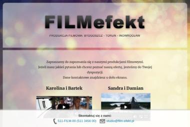 FILMefekt. Wideofilmowanie - Kamerzysta Bydgoszcz
