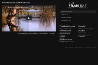 Filmbeat. Wideo prezentacje, filmy, filmowanie - Kamerzysta Kołobrzeg