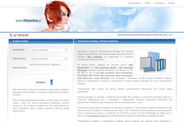 Filtryonline.pl - Klimatyzacja Dąbrowa Górnicza