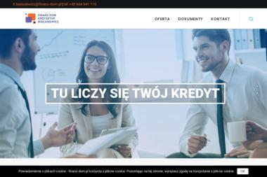 Finanz-Dom - Ubezpieczenia na życie Białystok