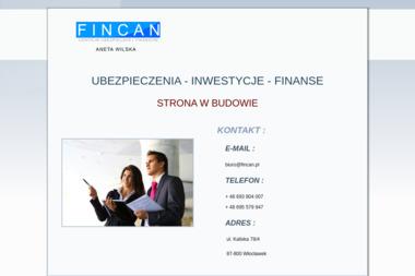 Aneta Wilska - Ubezpieczenia na życie Łuszczanów Pierwszy
