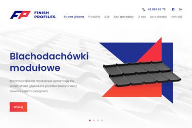 Finish Profiles Sp. z o.o. - Skład budowlany Nowa Pułapina
