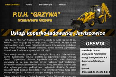 PUH Grzywa Stanisława Grzywa - Kucie Betonu Jawiszowice