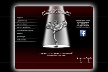 Fitness Sport Studio - Trener personalny Olsztyn