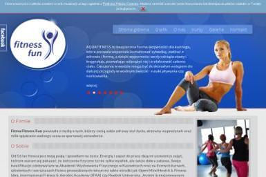 Fitness Fun. Aqua fitness, Zumba fitness, joga - Dieta Odchudzająca Starachowice