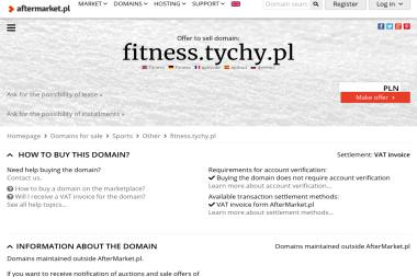 No Limits Centrum Fitness - Trener personalny Tychy