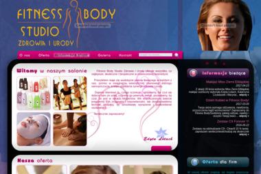 Fitness Body Studio Slim Edyta Łotach - Trener personalny Elbląg