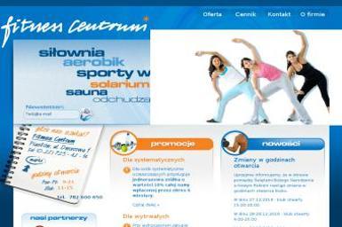 Fitness Centrum. Siłownia, aerobik - Trener Personalny Piastów