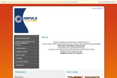 Fitness Klub Impuls - Trener Personalny Komorów