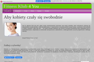 Fitness Klub 4 You s.c. B. Drozdowska J. Drozdowski - Trener personalny Iława