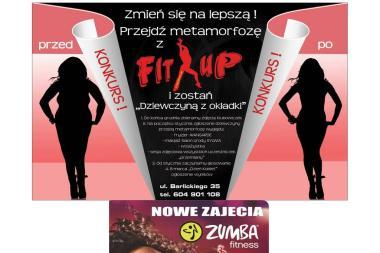Fitness Klub Dla Kobiet Fit Up Katarzyna Kuc - Trener personalny Tomaszów Mazowiecki