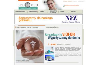 Fizjo-Med - Masaże Relaksacyjne Rzeszów