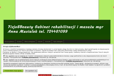 fizjo&beauty Anna Musiałek - Rehabilitant Kluczbork