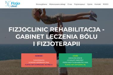Fizjoclinic - Rehabilitant Bia艂ystok