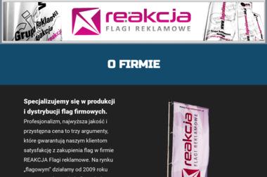 FlagiFirmowe.pl - Drukowanie Wielkoformatowe Opole