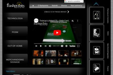 Flashpoints Sp. z o.o. Reklama świetlna - Usługi Marketingowe Sopot