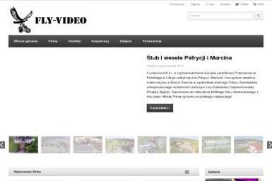 Fly-Video. Filmowanie z powietrza, zdjęcia lotnicze - Kamerzysta Nowa Wieś
