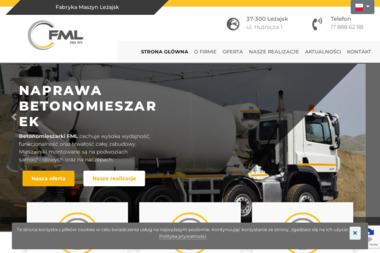 Fabryka Maszyn Leżajsk Nowa Sp. Z o.o. - Wózki widłowe spalinowe używane Leżajsk