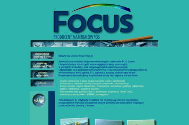 Focus Studio Projektowo Realizacyjne Jacek Cychnerski - Ulotki Ryjewo